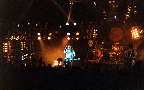 Motley Crue Halloween 1998