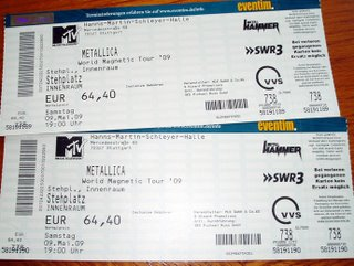 Metallica in Germany