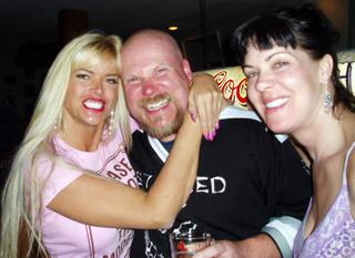 Anna, AF and Chyna