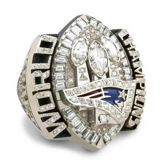 Patriots Championship Ring #3