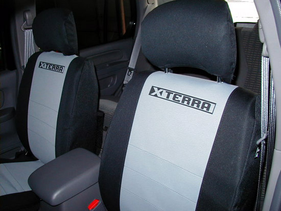 Nissan Xterra Factory Seat Covers