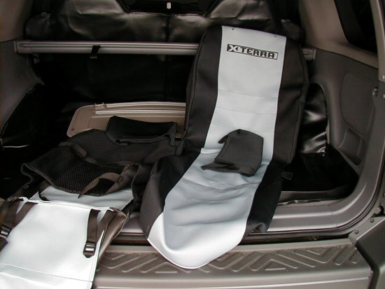 Delightful Pictures Of Seat Covers Xterra 2005